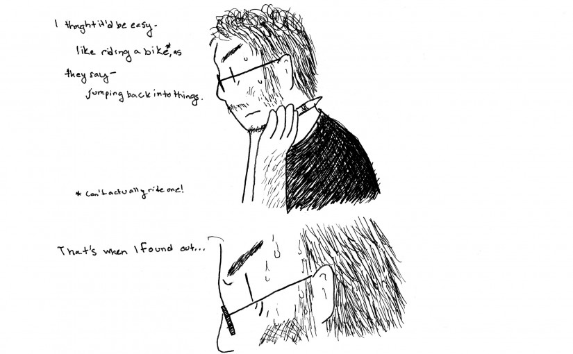 Drawing Woes