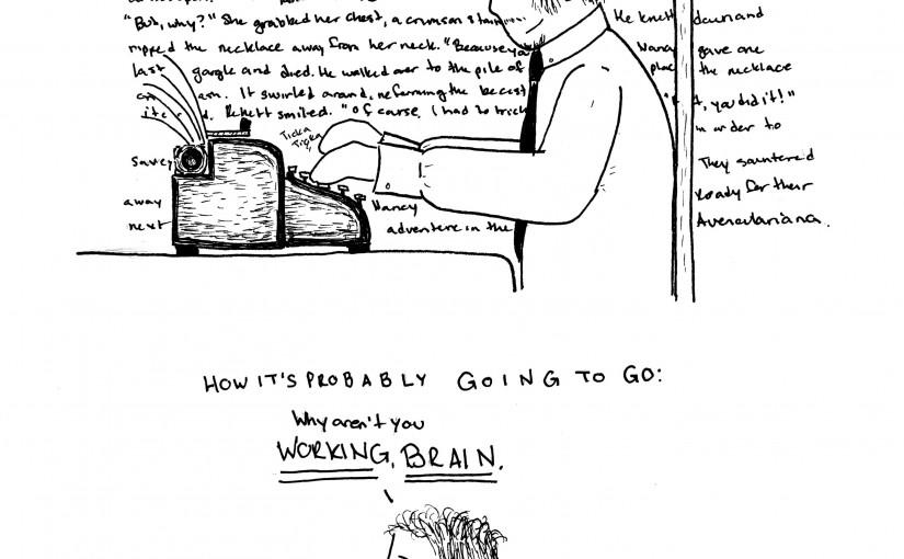 Resolution: Writing