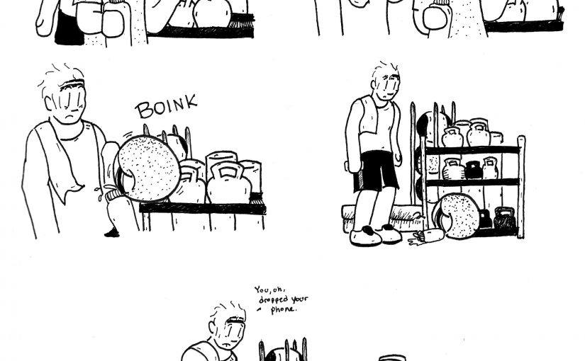 At the Gym: People Skills