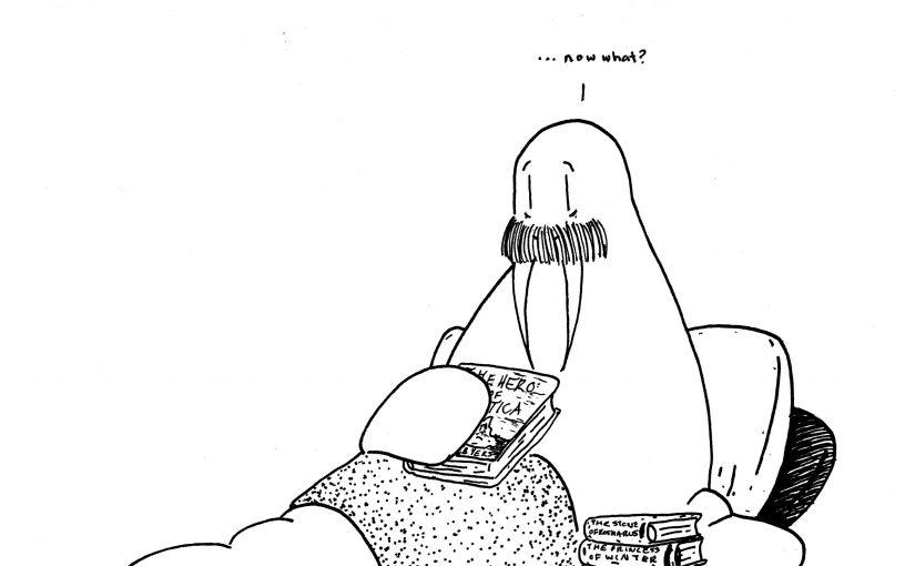 Walrus Studies: That Moment