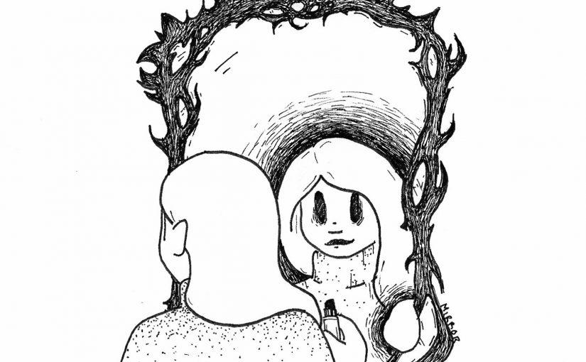 Gloomtober, Day 1 – Mirror