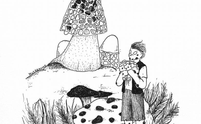 Gloomtober, Day 2 – Mushrooms