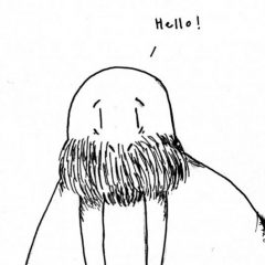 I Draw Walruses