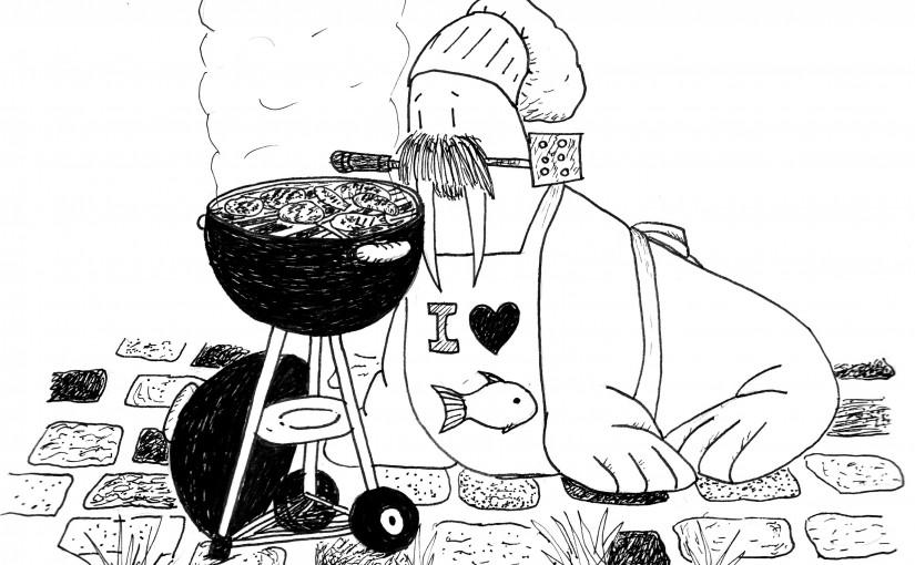 Walrus Studies: Cookout Walrus