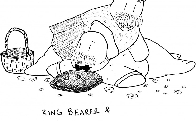 Walruses and Weddings: Rings and Flowers