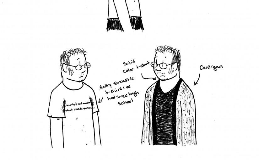 Bonus Resolution: Wardrobe