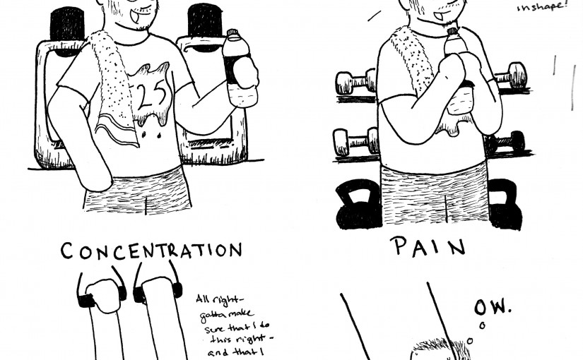 Things I've Learned at the Gym: All the Feels