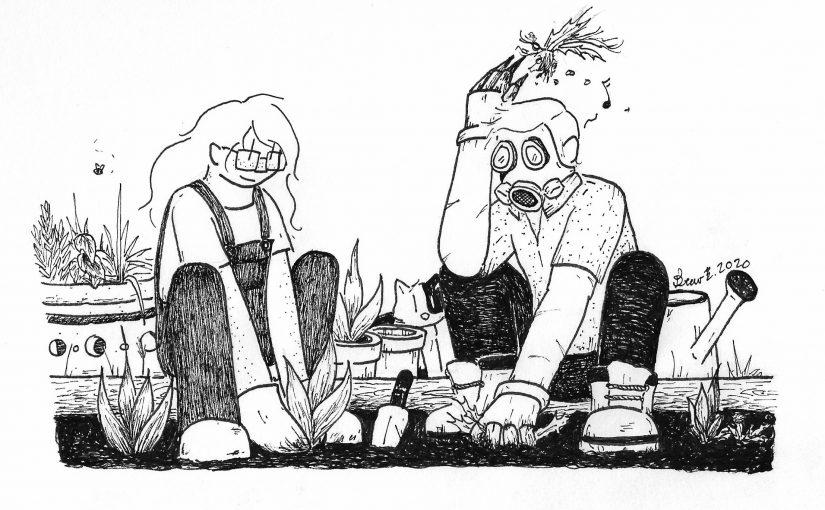Gardening Pals