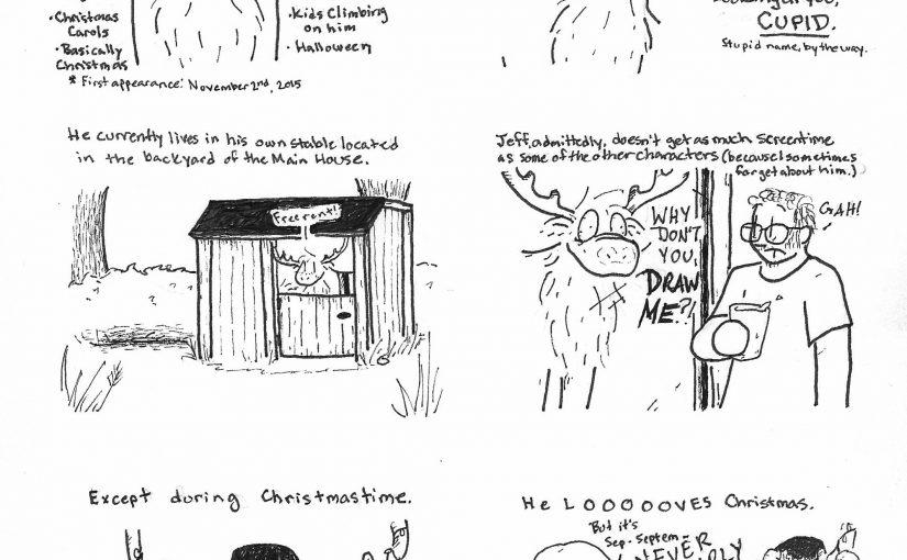 Intro: Jeff the Reindeer