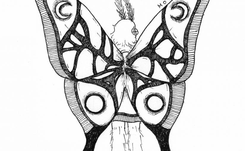 Gloomtober, Day 24 – Moth