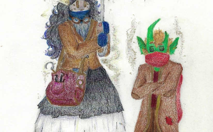Celestial Characters