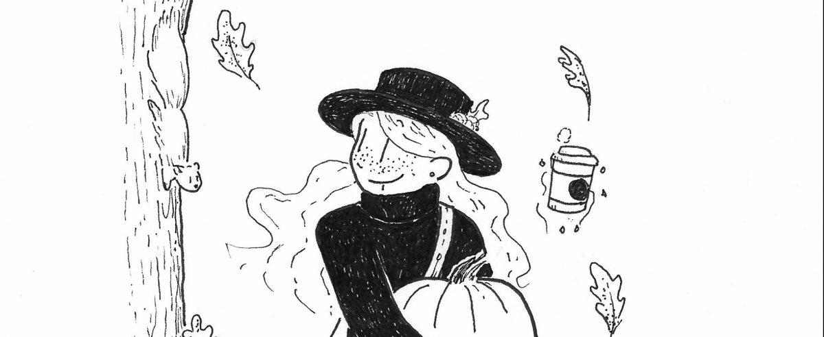 Witchtober, Day 15 – Autumn