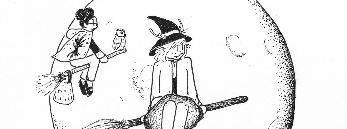Witchtober, Day 14 – Moon